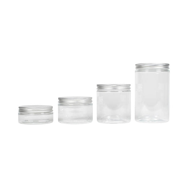 PET Jar Clear 70mm