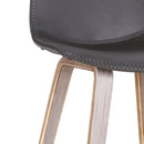 "DURANT-26"" COUNTER STOOL-CHARCOAL, SET OF 2"