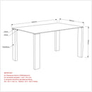 FRANKFURT/RIZZO GY-5PC DINING SET