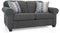 2455 Double Sofa Bed Sleeper - Customizable