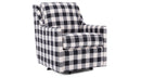 2627 Swivel Chair - Customizable