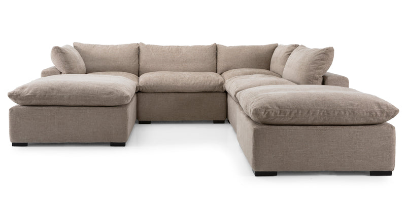 2660 Modular Sectional - Customizable