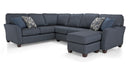 2A1 Alessandra Connection Sectional - Customizable