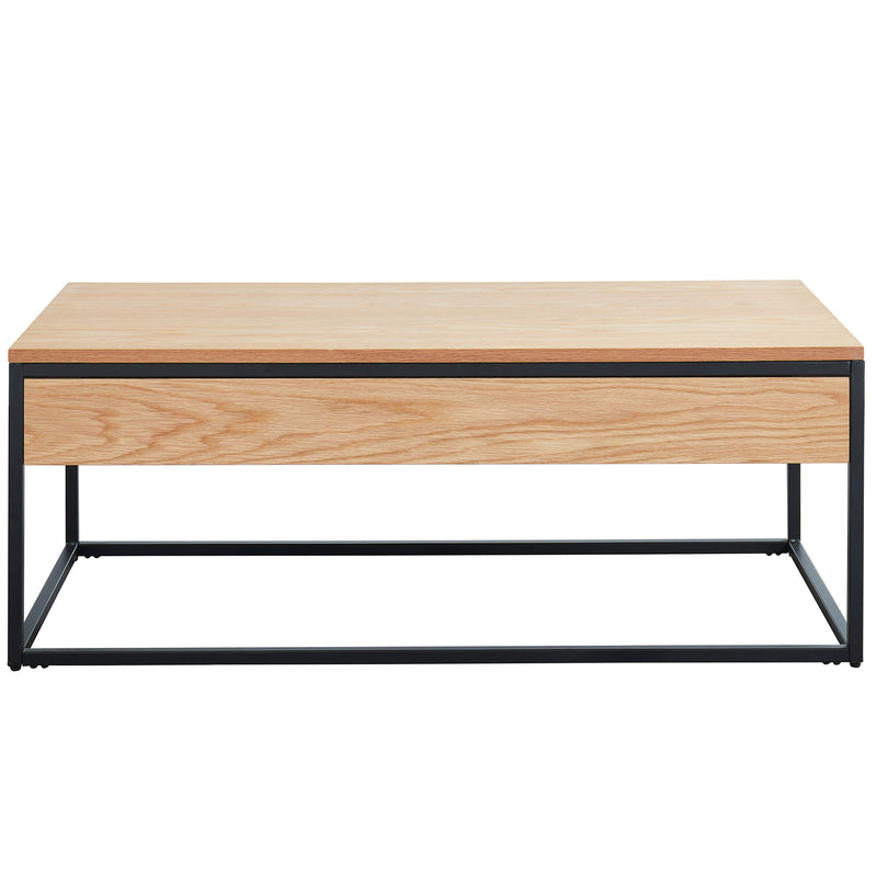 LANCE-COFFEE TABLE-OAK