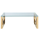 EROS-COFFEE TABLE-GOLD