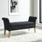 AUDREY-STORAGE BENCH-BLACK