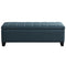 MORGAN-STORAGE OTTOMAN-GREY BLUE