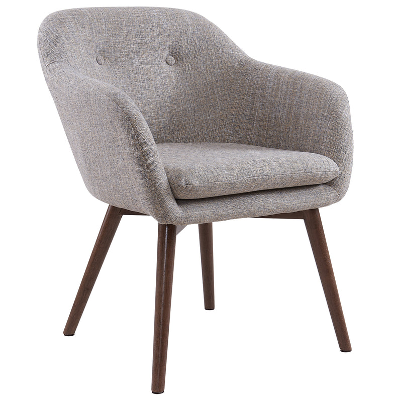 MINTO-ACCENT CHAIR-BEIGE BLEND