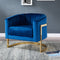 TARRA-ACCENT CHAIR-BLUE