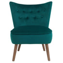 ELLE-ACCENT CHAIR-GREEN