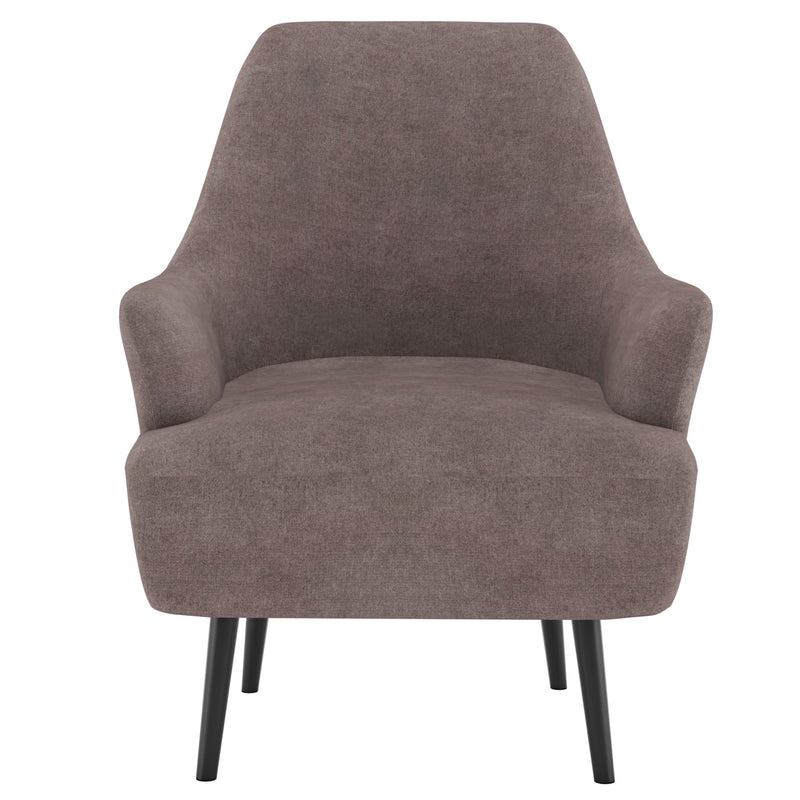 NOMI-ACCENT CHAIR-GREY