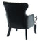 ANGUS-ACCENT CHAIR-BLACK