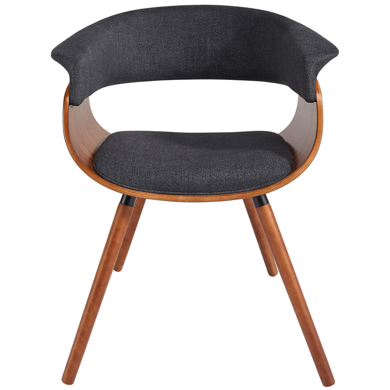 HOLT-ACCENT CHAIR-FABRIC CHARCOAL