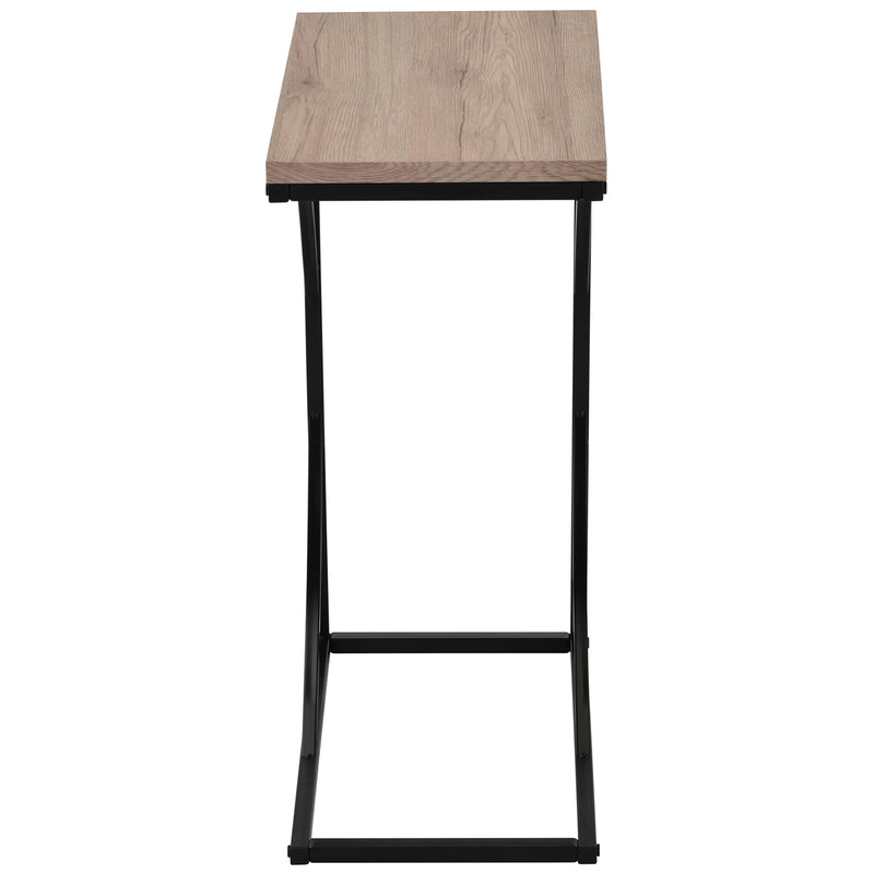 DARCY-ACCENT TABLE-NATURAL