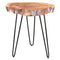 NILA-ACCENT TABLE-NATURAL