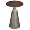 ADVIK-ACCENT TABLE-LIGHT GREY