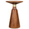 ADVIK-ACCENT TABLE-WALNUT