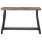 LANGPORT-CONSOLE TABLE-RUSTIC OAK