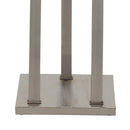 NEIL-COAT RACK-BRUSHED NICKEL