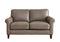 New London Top-Grain Leather Sofa Set