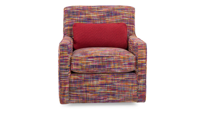 7543 Swivel Chair - Customizable