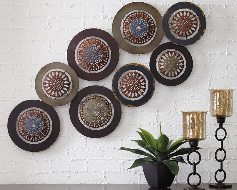 Dhruv Wall Decor