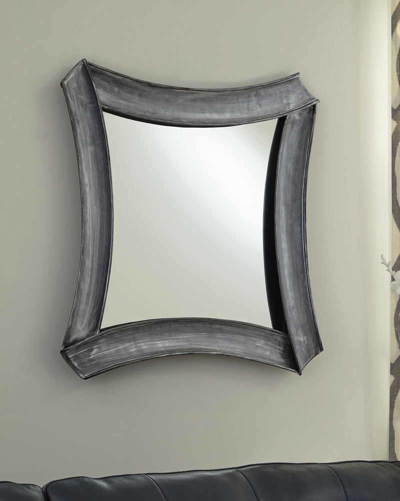 Posie Accent Mirror