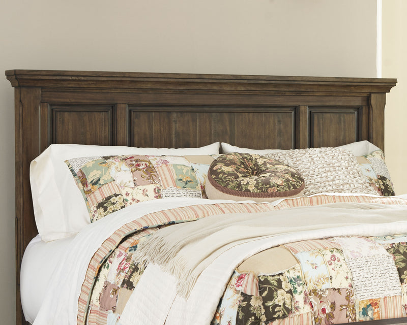 Flynnter Queen Panel Headboard