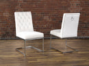 F3504 MEGAN DINING CHAIR BEIGE