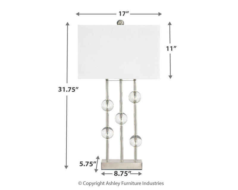 Jaala Table Lamp