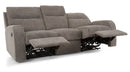 M844 Recliner Sofa Set - Customizable