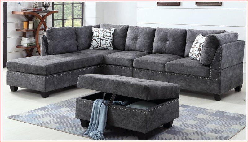 7272 HSF 3PC Sectional