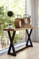Wesling Sofa/Console Table
