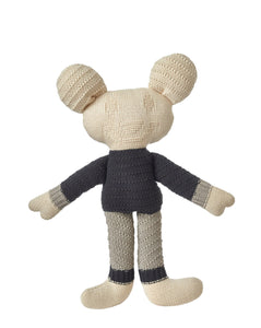 TOMMY BEAR // Hand knitted toy - Loja Real