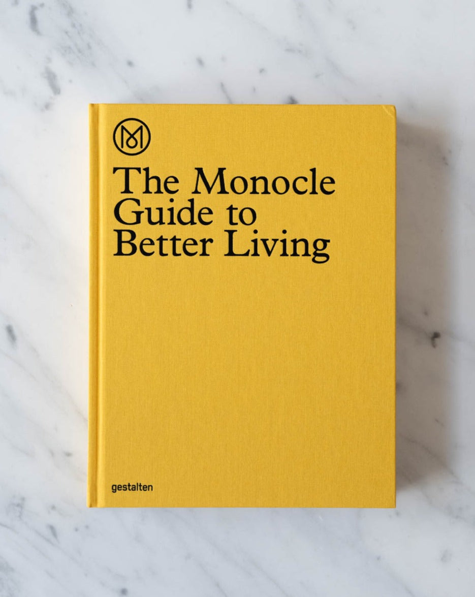 MONOCLE // The Monocle Guide to Better Living