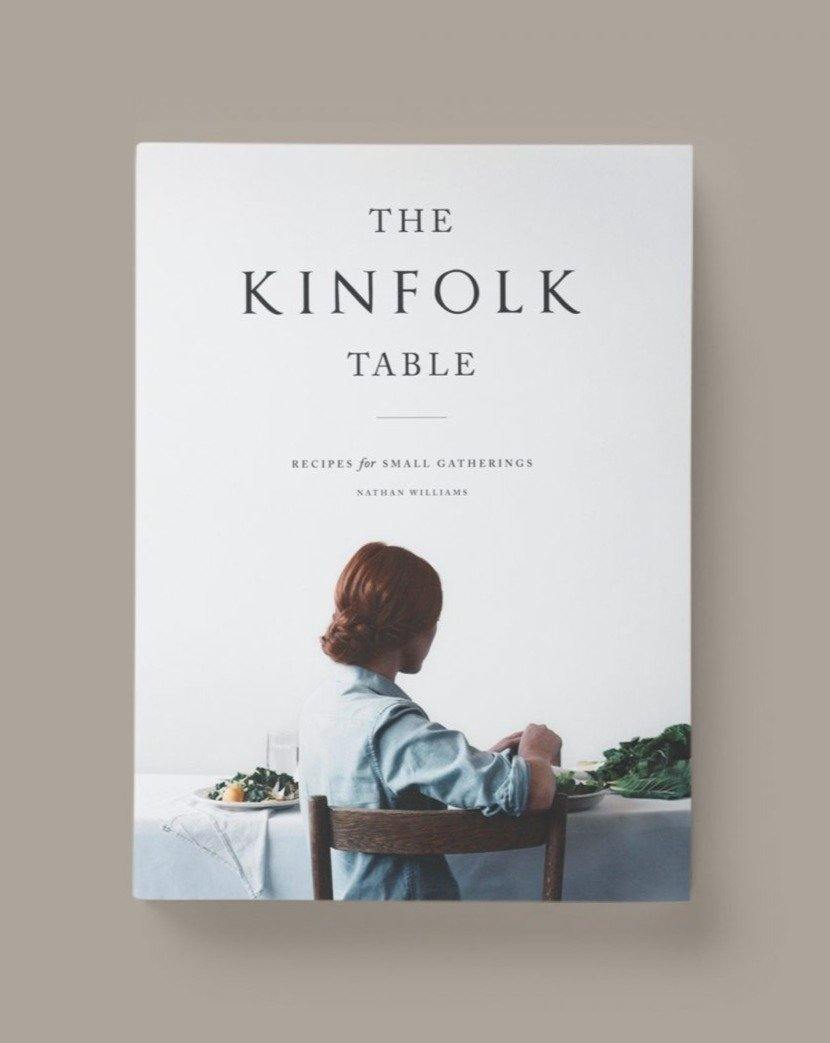 THE KINKFOLK TABLE // Recipes for small gatherings - Loja Real