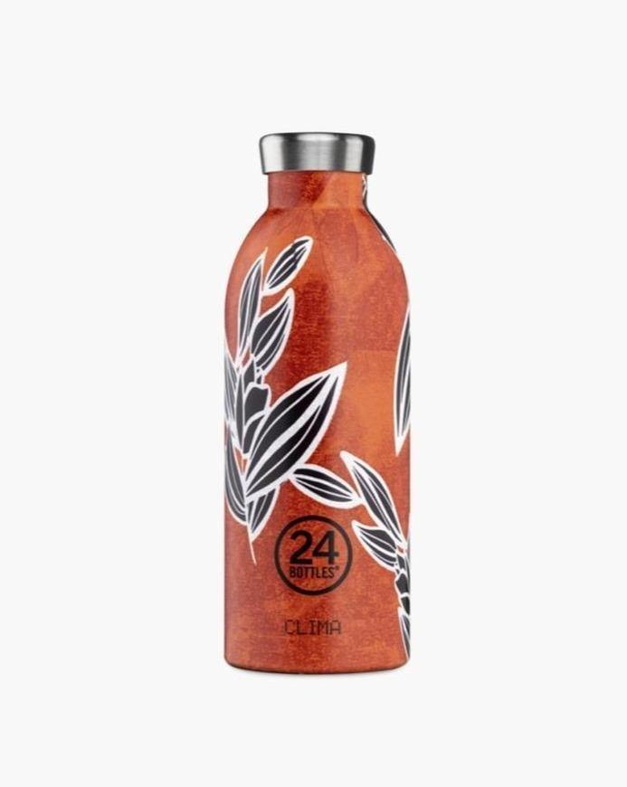 24 BOTTLES // Ashanti Batik Clima Bottle 500ml - Loja Real