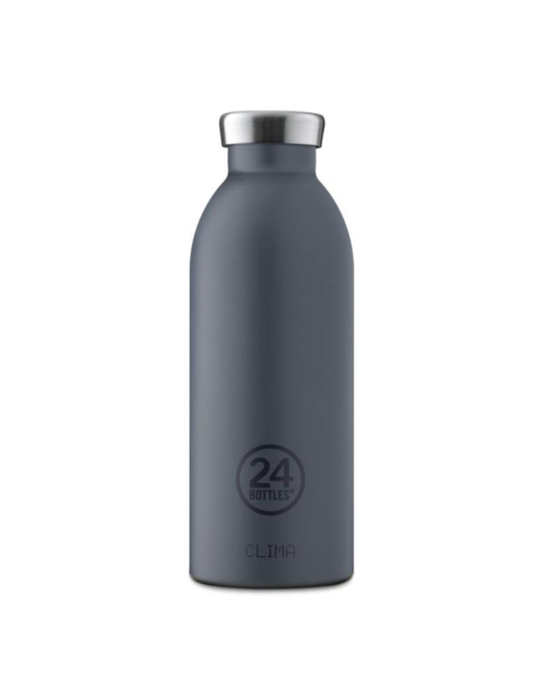 24 BOTTLES // Formal Grey Clima Bottle 500ml - Loja Real