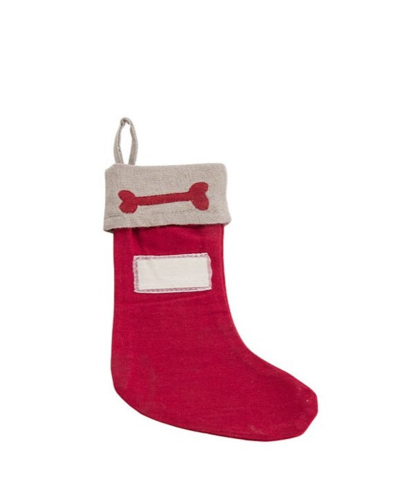 GIFT BOOT // red small hanging boot