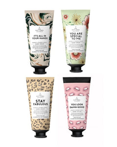 HAND CREAM // Travel size