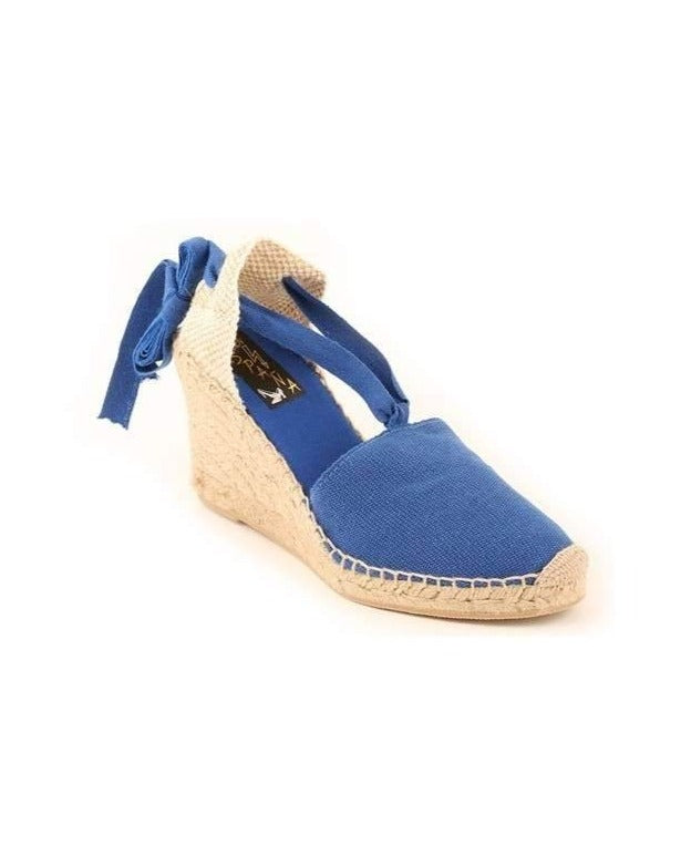 ESPADRILLES // High Wedge with Straps France