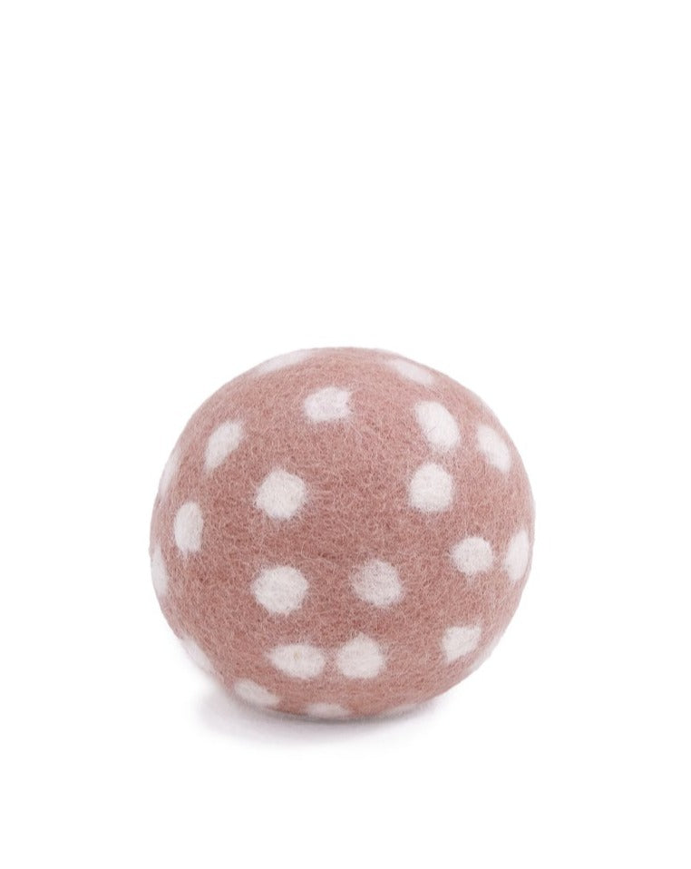 MUSKHANE // Dotted Rose Ball