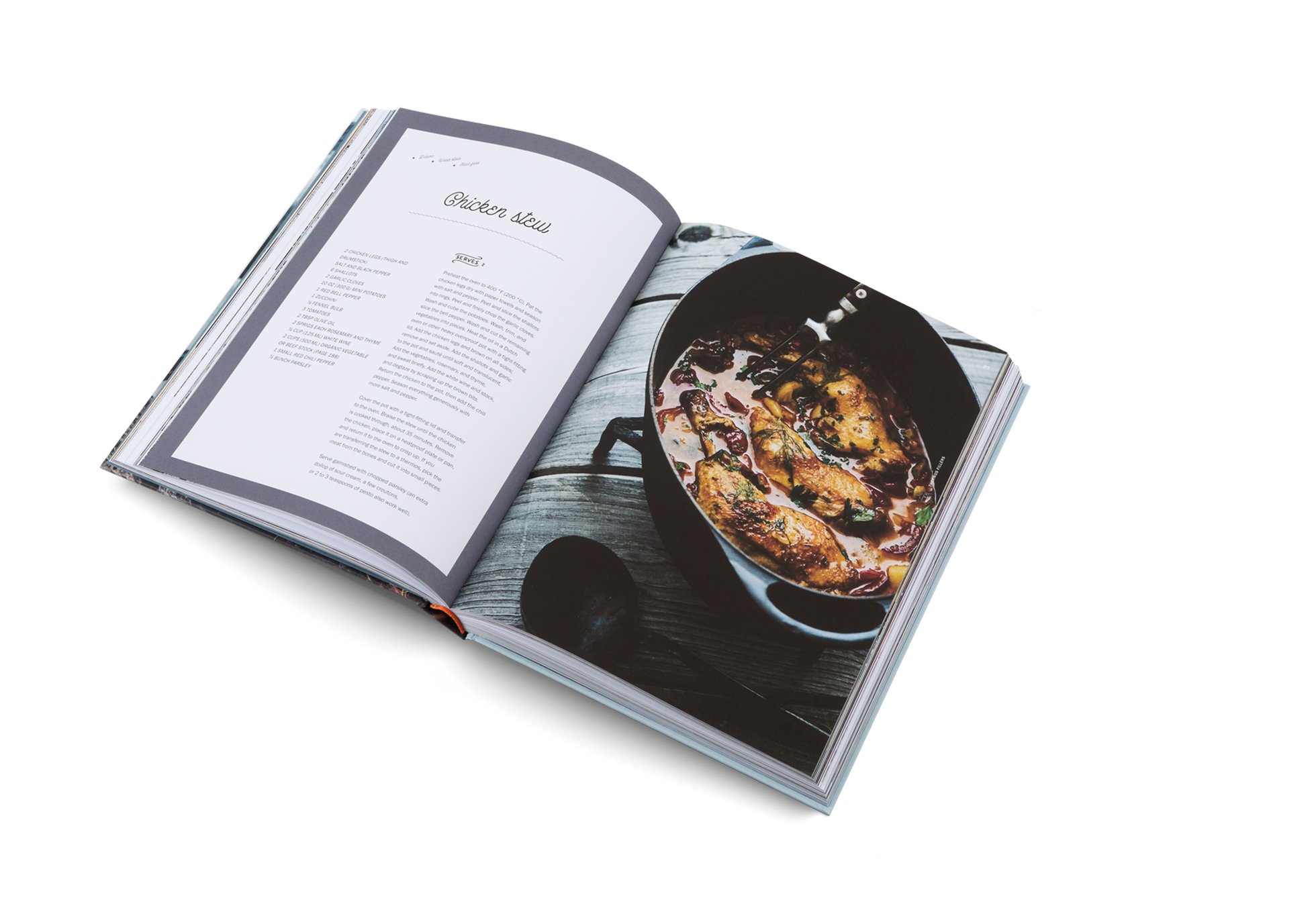 DELICIOUS WINTERTIME // The Cookbook for cold weather adventures