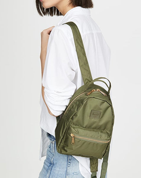 HERSCHEL // Nova Mini Light Khaki Green