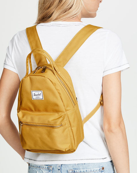 HERSCHEL // Nova Mini Arrow Wood