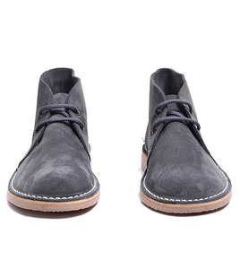 SAFARI BOOTS // Dark Grey