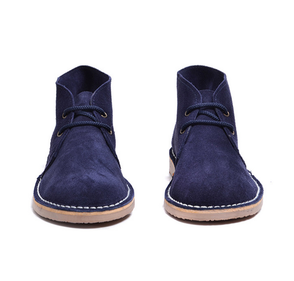 SAFARI BOOTS // Dark Blue