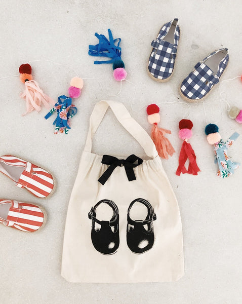 ORGANIZING BAG // Baby Shoes