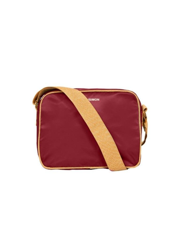 BENSIMON // Besace bag red wine - Loja Real