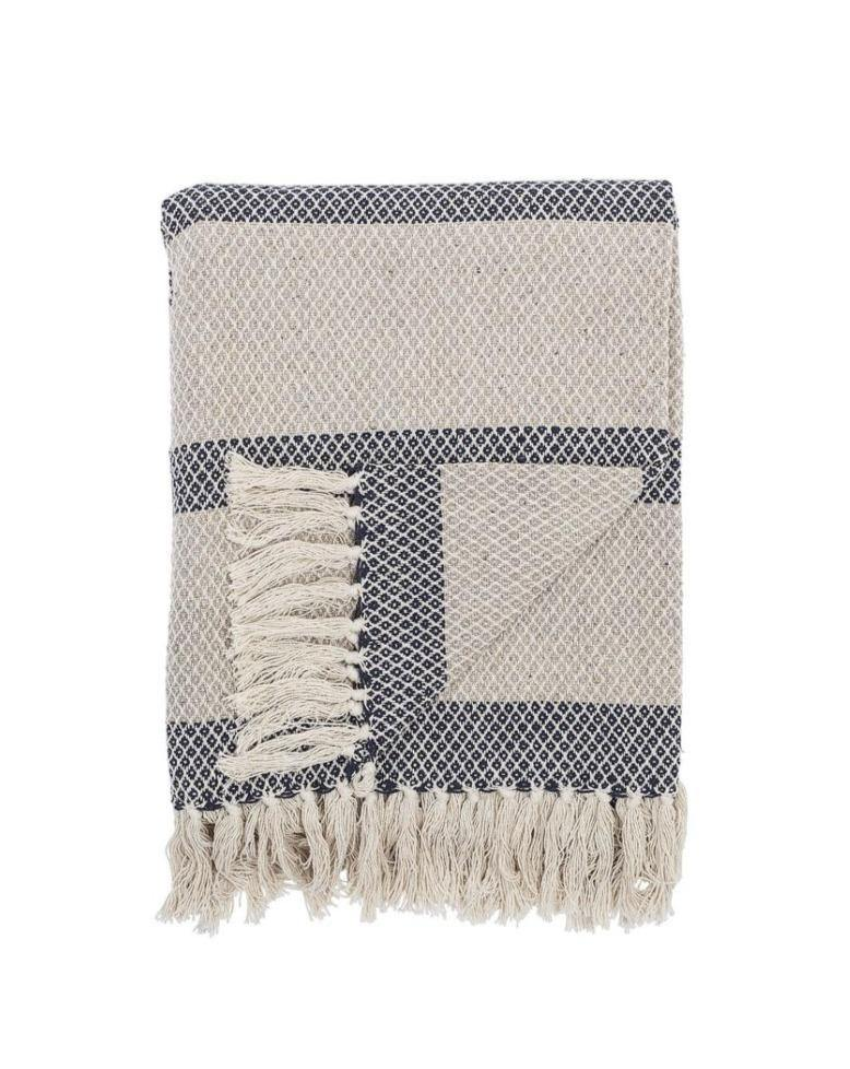 BLANKET // Recycled cotton - Loja Real